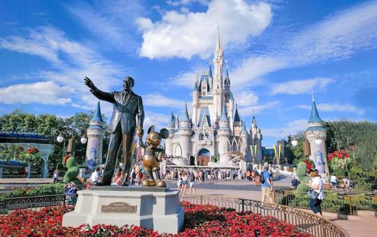 Walt Disney World en Florida abrirá el 11 de julio