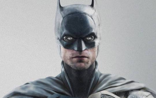 Robert Pattinson The Batman fan art