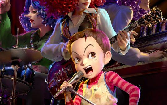 Primeras imágenes de Aya and the Witch, película animada CGI de Studio Ghibli
