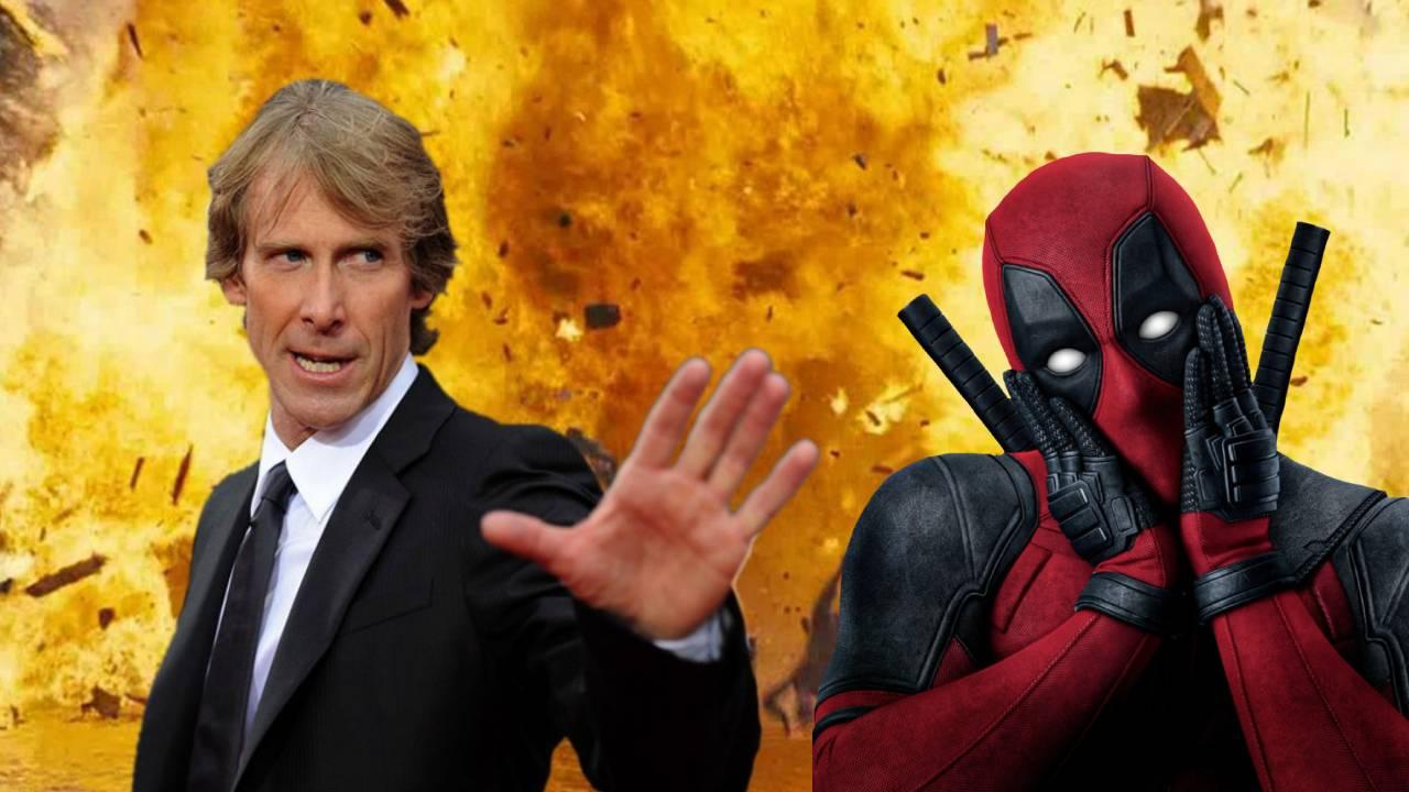 Michael Bay podría dirigir Deadpool 3 y desaparecer el universo de Fox