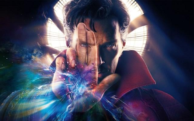 Fotografía de Benedict Cumberbatch como Doctor Strange