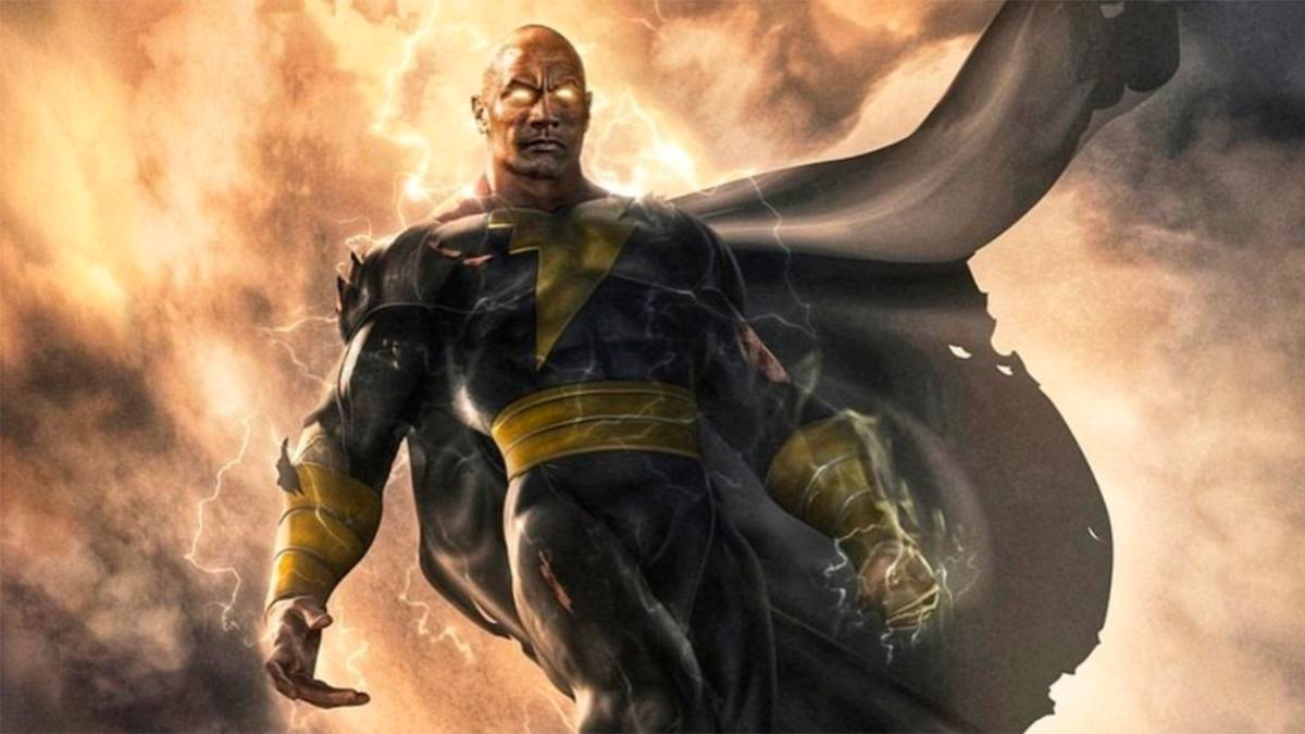 Dwayne The Rock Johnson comfirma oticias de Black Adam en DC FanDom