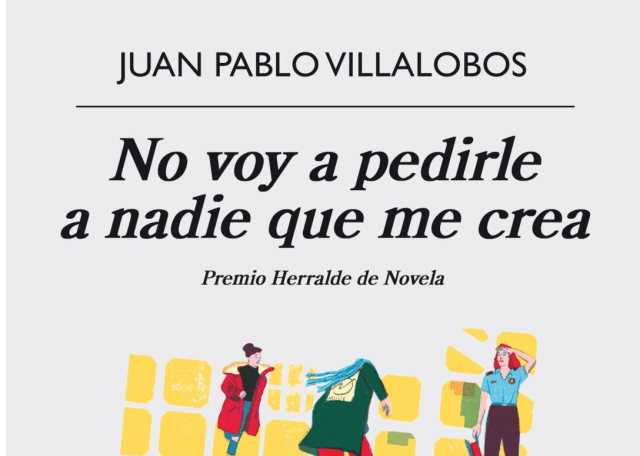 Fernando Frías de la Parra, No voy a decirle a nadie que me crea, siguiente película