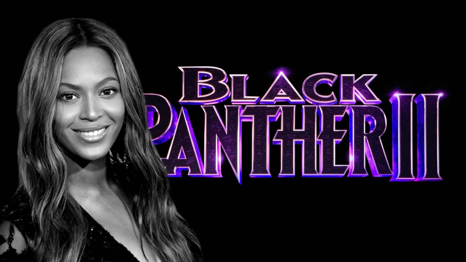 Beyoncé participará en Pantera Negra 2