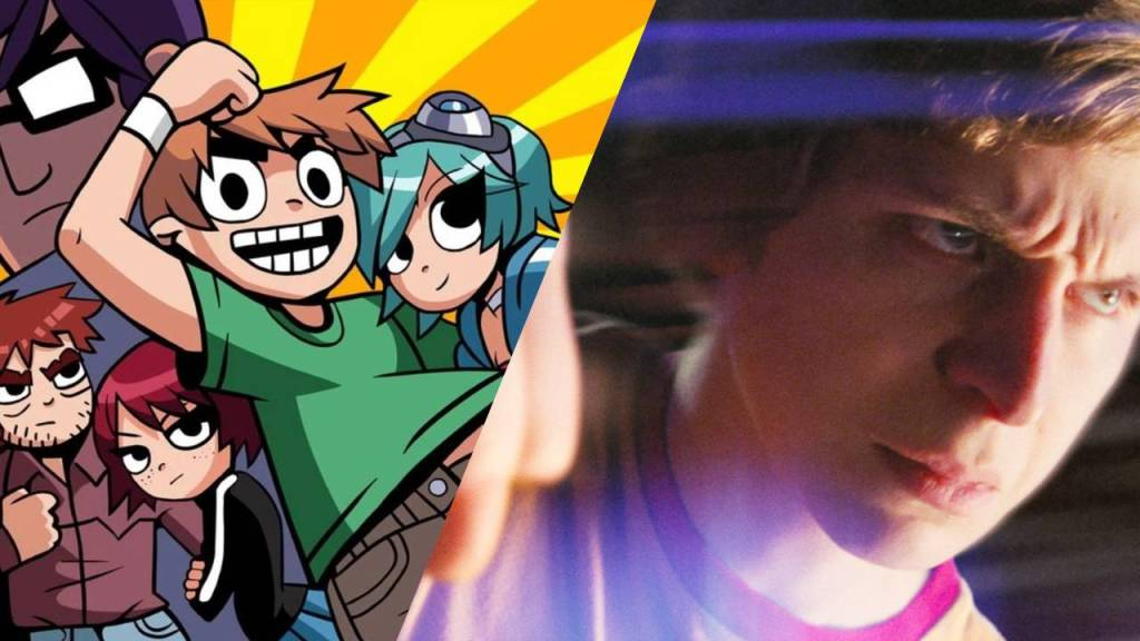 Serie animada de Scott Pilgrim vs. the World