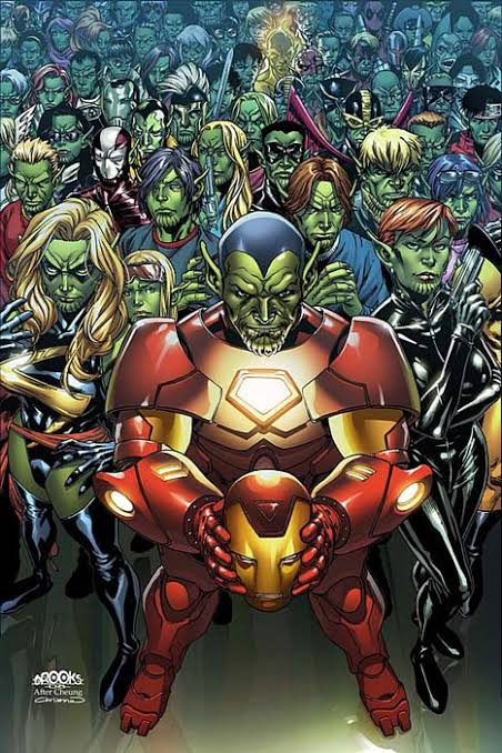 Imagen del cómic Secret Invasion