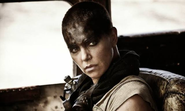Charlize Theron Furiosa Mad Max Furia en el camino