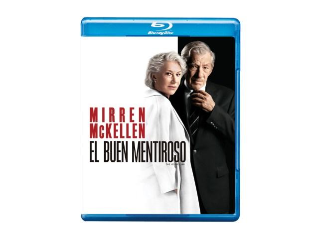 Blu-ray de El buen mentiroso