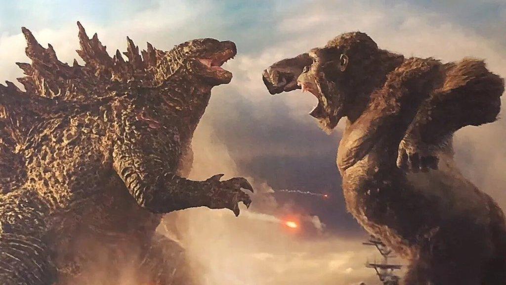 Imagen promocional de Godzilla vs. Kong