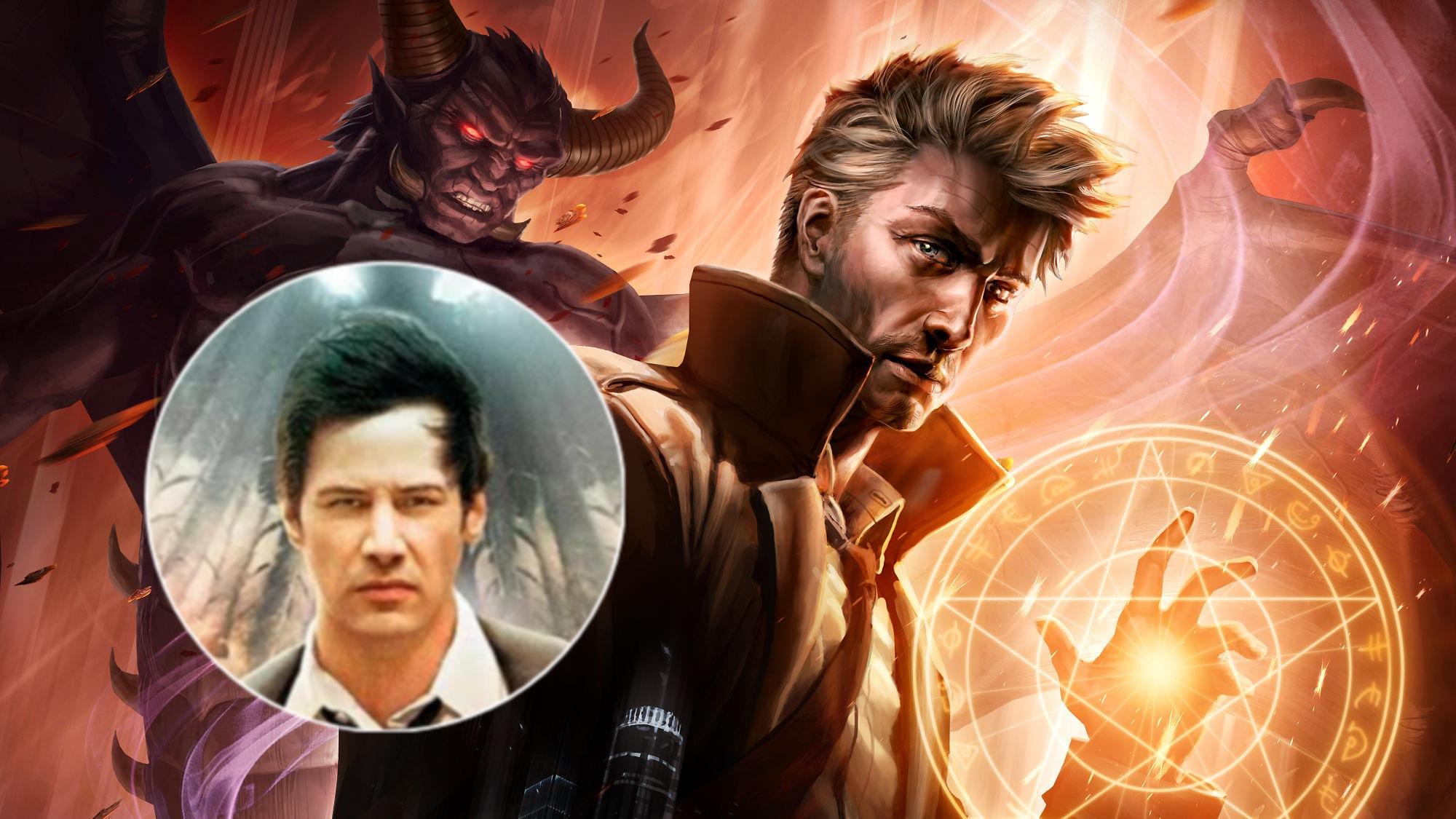 J.J. Abrams, productor de nueva película de Constantine