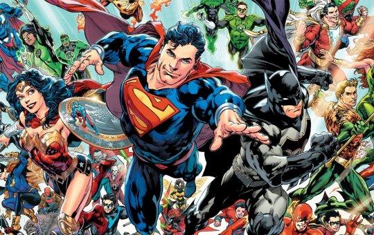 Ilustración de Justice League: Rebirth