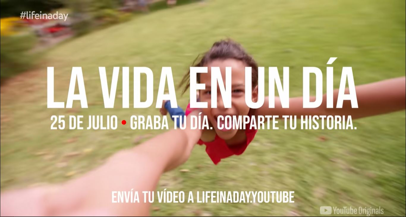 La vida en un día 2020, documental de YouTube