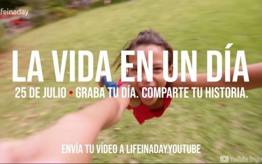 La vida en un día 2020, documental de YouTube