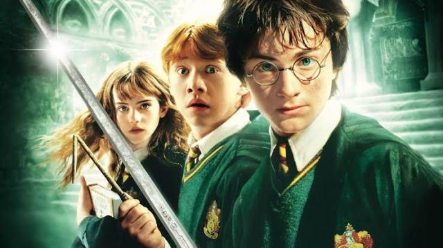 Fotografía de Harry Potter y la cámara secreta