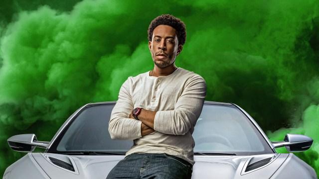Fotografía de Ludacris en Rápidos y furiosos 9