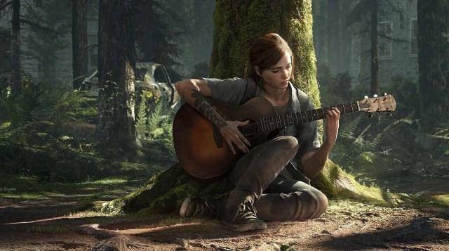 Imagen del videojuego The Last of Us Parte II