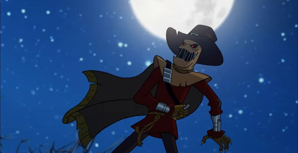 Imagen de Scarecrow en Happy Halloween, Scooby-Doo!