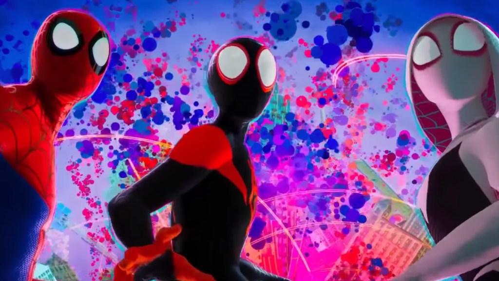 Imagen de Spider-Man: Un nuevo universo