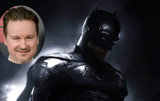Imagen de The Batman con fotografía de Matt Reeves