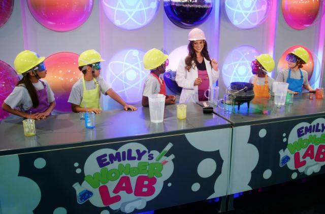 El fascinante laboratorio de Emily