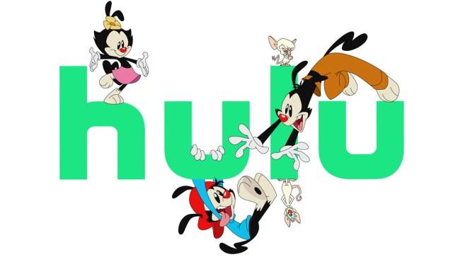 Animaniacs reboot en Hulu, llega en noviembre