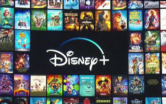 Logo de Disney Plus