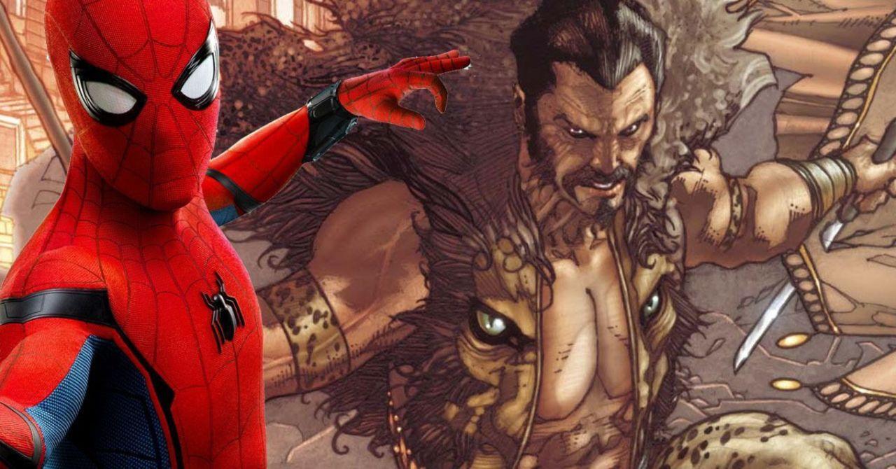Imagen de Spider-Man y Kraven, el cazador