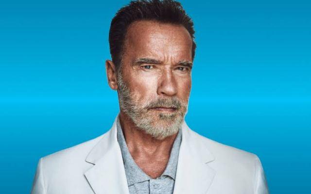Fotografía de Arnold Schwarzenegger