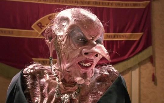 Imagen de la película Las brujas de 1990