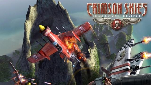 Imagen del juego Crimson Skies