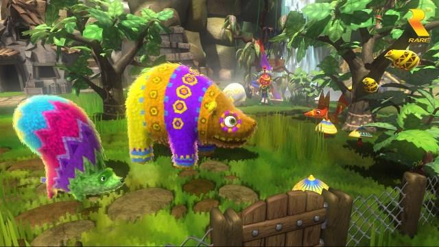 Imagen del juego Viva Piñata