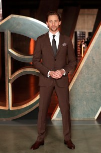 Tom Hiddleston attends the Special Screening of Marvel Studios' series LOKI on June 08, 2021 in London, England. LOKI will stream exclusively on Disney+ from Wednesday June 9, with new episodes every Wednesday.