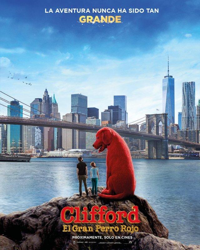 cliffordposter