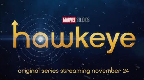 ¡Tráiler y póster oficial de 'Hawkeye' de Marvel Studios!