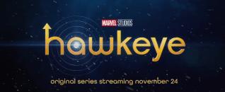 hawkeye trailer poster