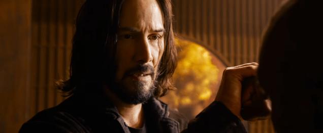 the matrix resurrections matrix resurrecciones trailer 20