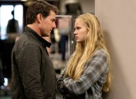 Left to right: Tom Cruise plays Jack Reacher and Danika Yarosh plays Samantha in Jack Reacher: Never Go Back from Paramount Pictures and Skydance Productions