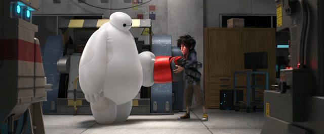 Big Hero 6 – Cei 6 super eroi