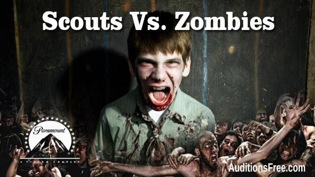 Scouts vs Zombies