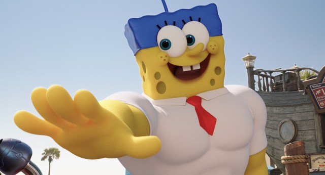 The SpongeBob Movie: Sponge Out of Water – SpongeBob: Aventuri pe uscat 3D