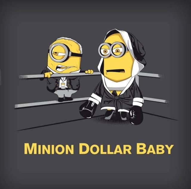 Minion dollar baby