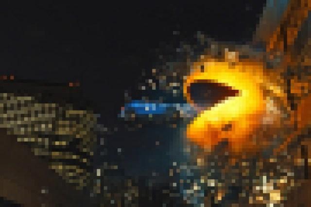 Pixels film 2015