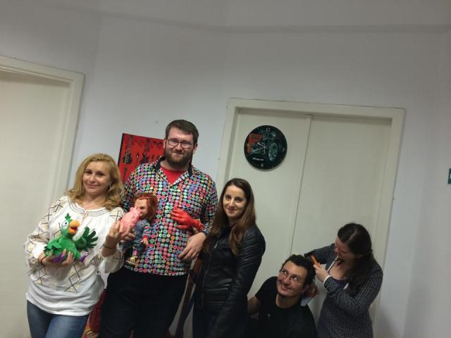 Chucky Echipa Bloggerilor