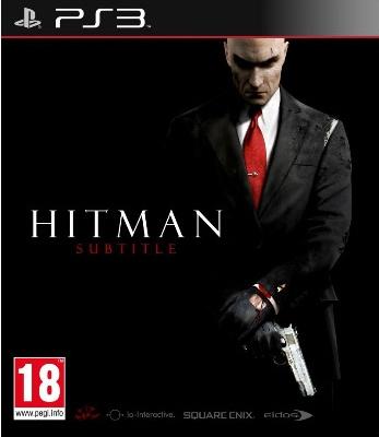 Hitman game