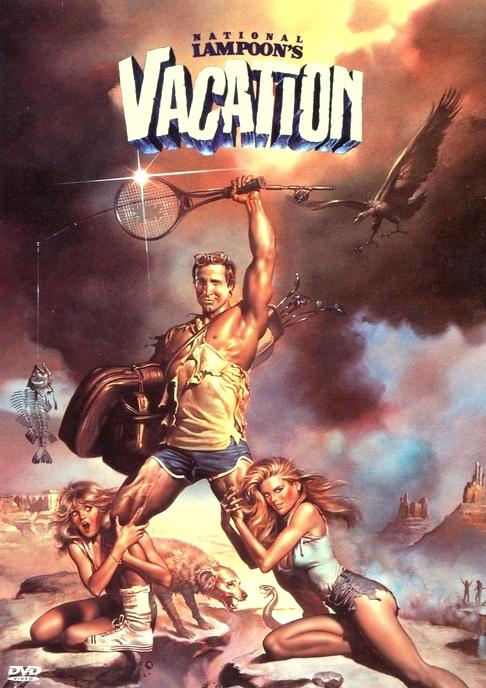 Posterul filmului din 1983, cel cu care debuta seria.