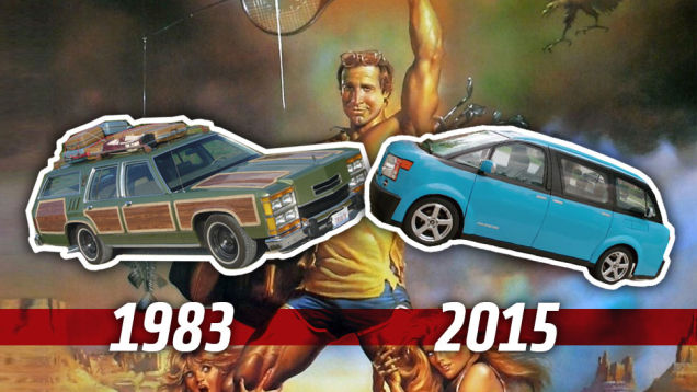 Vacation cars 1983 2015