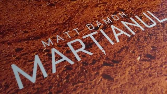The Martian – Martianul