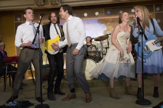 Ricki and the flash wedding
