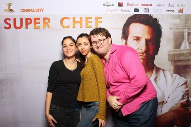 Alexandra Andreea Emil Super-Chef