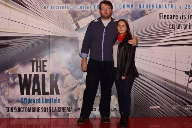 Emil Calinescu Raluca Uluiteanu The Walk